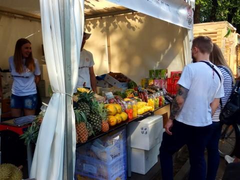 Mengais Bisnis dalam Festival Indonesia di Moskow