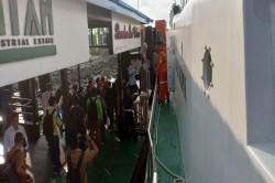 Seluruh Penumpang Kapal Kandas di Bintan Selamat