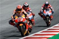 Bukan Kemenangan, Ini Strategi Marquez Sejak Awal GP Austria