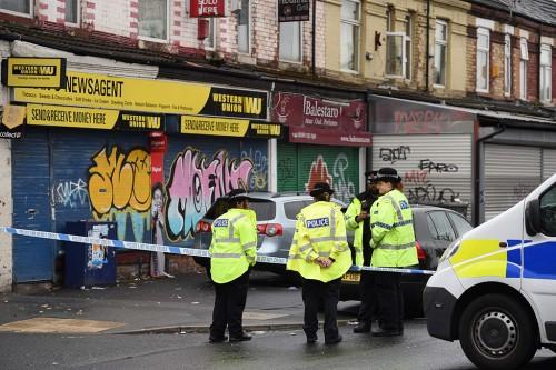 10 Orang Terluka dalam Penembakan di Manchester