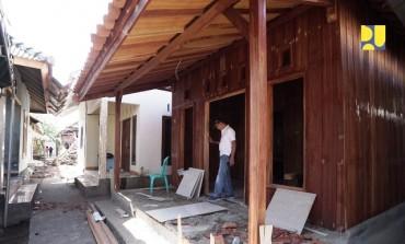 Sempat diguncang gempa, renovasi rumah Zohri 95% selesai