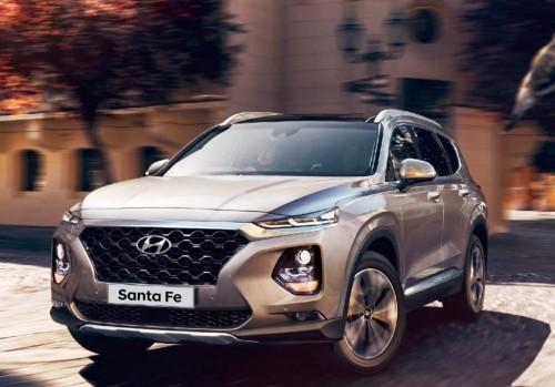 All New Hyundai Santa Fe (Foto:Dok.Hyundai)