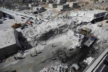 Korban Ledakan Gudang Senjata Suriah Meningkat jadi 69 Orang