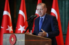 Erdogan Tuduh AS Coba Tusuk Turki dari Belakang