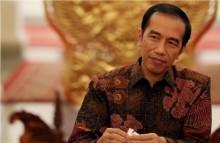 Jokowi Receives Credentials from 8 Ambassadors