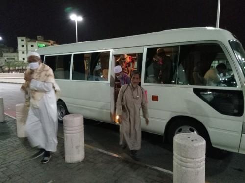 Bus Salawat/MI/Siswantini Suryandari