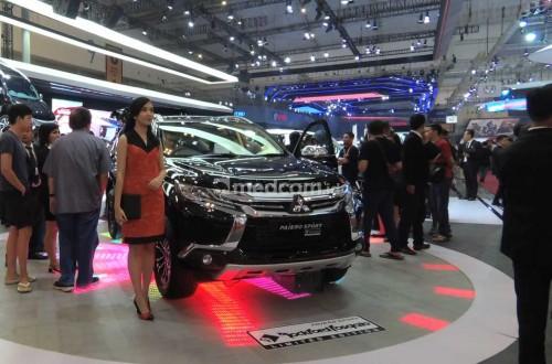 Xpander dominas penjualan Mitsubishi selama GIIAS 2018. Dok.