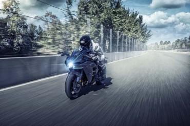 Kawasaki Segarkan Ninja H2, Output Tenaga Membesar