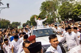 Prabowo Subianto, Tergila-Gila dengan SUV