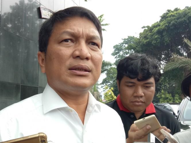 Direktur Reserse Kriminal Umum Polda Metro Jaya Kombes Nico Afinta. Foto: Medcom.id/Siti Yona Hukmana.