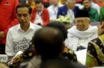 Jateng-Jatim Menangkan Jokowi