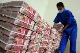 Bank Milik Pemerintah Belum Khawatir Rupiah Tembus Rp14.600/USD