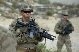 Sersan AS Tewas Terkena Ledakan di Afghanistan