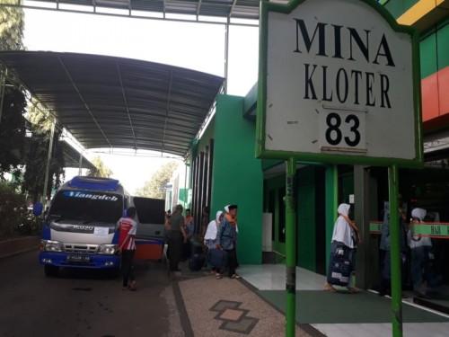 Dua kloter yakni 82, dan 83 masuk ke Embarkasi Surabaya.