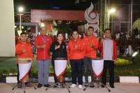 Menko PMK Resmikan Rumah Indonesia