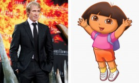 Michael Bay Sangkal Keterlibatannya di Proyek Film Dora