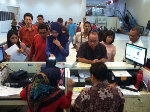 Dispendukcapil Surabaya Lakukan Perekaman E-KTP ke Sejumlah Sekolah