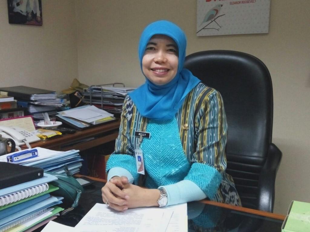 Kepala Bidang Pembinaan, Penertiban, dan Peran Serta Masyarakat Dinas Perumahan Rakyat dan Permukiman DKI, Meli Budiastuti--Medcom.id