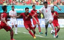 Jadwal Siaran Langsung Sepak Bola Putra Asian Games Hari Ini