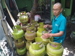 Gas Melon Langka di Yogyakarta