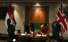 Indonesia-Inggris Perkuat Kerja sama Keamanan Siber