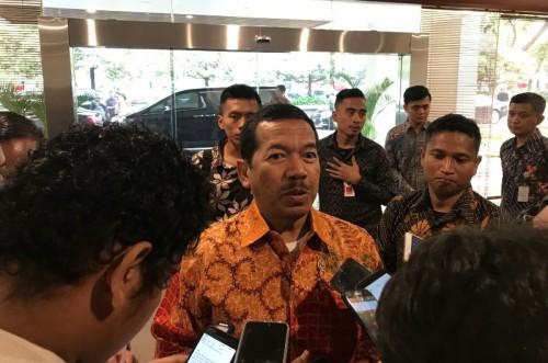 Kepala Badan Siber dan Sandi Negara Indonesia (BSSN) Mayor