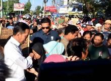 Presiden Perintahkan Menteri BUMN Kirim Semen dan Baja ke NTB