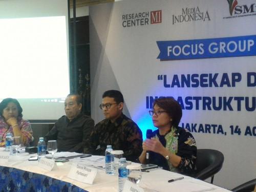 Deputi III Kepala Staf Kepresidenan Denni Puspa Purbasari (Foto: