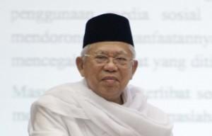 Kiai Ma'ruf Diskenariokan Bertemu Rizieq di Makkah
