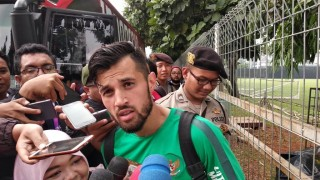 Lilipaly: Palestina Tim Terbaik, tapi Indonesia Bisa Kalahkan Mereka!