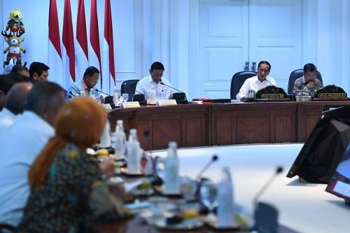 Jokowi: Kita Harus Jaga Stabilitas Rupiah