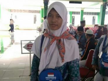 Calhaj Termuda di Jateng, Daftar Haji Sejak SD