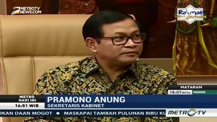 Jokowi Terima Surat Pengunduran Diri Asman Abnur