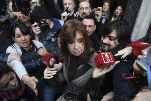 Cristina Kirchner (Foto:AFP)