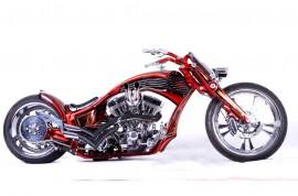 Tingkat Kesulitan <i>Custom Bike</i> Suryanation Makin Tinggi