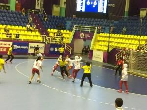 Asian Games: Timnas Handball Putri Indonesia Taklukkan Malaysia di Laga Perdana