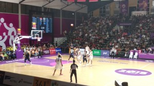 Asian Games: Basket Putra Indonesia Tak Berdaya di Tangan Korsel