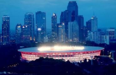 Rekayasa Lalu Lintas saat Pembukaan Asian Games
