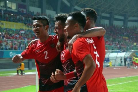 Jadwal Siaran Langsung Indonesia vs Palestina di Asian Games Nanti Malam