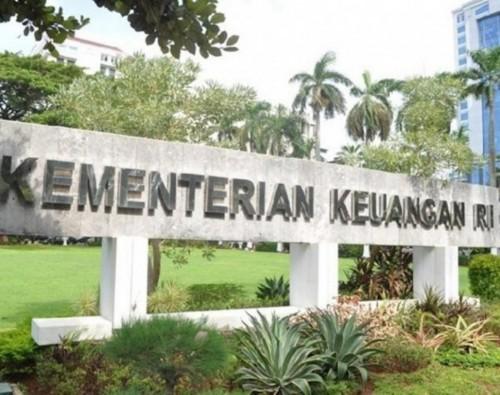 Gedung Kementerian Keuangan (Foto: Setkab)