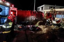 Kecelakaan Bus di Ekuador Tewaskan 24 Orang