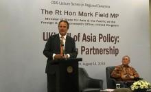 Inggris Tawarkan Perjanjian Perdagangan Bebas dengan Asia