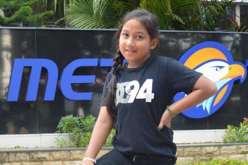 Aliqqa Jadi Atlet Termuda Indonesia di Asian Games