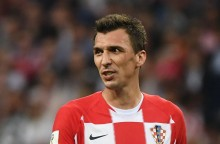 Mandzukic Pensiun dari Timnas Kroasia