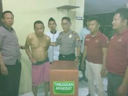 Pencuri Kotak Amal Masjid di Brebes Dihakimi Massa