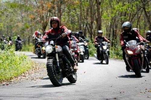 Bikers Padang wajib siapkan diri untuk ikut di bikers camp