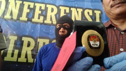Polisi Tangkap Anggota KPK Gadungan yang Peras Peternak di Bantul