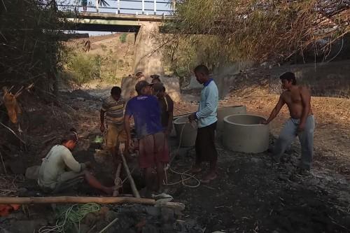 Kekeringan Melanda Sejumlah Desa di Bekasi dan Brebes