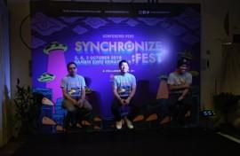 Daftar Lengkap Penampil Synchronize Festival 2018