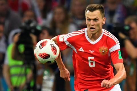 Bintang Timnas Rusia di Piala Dunia Gabung Valencia